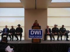 DWI press conference