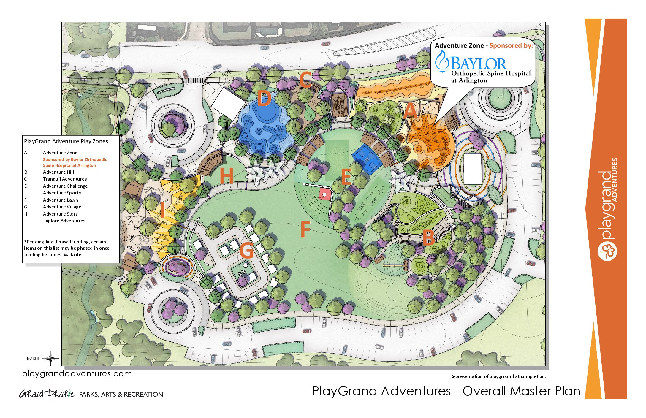 Grand Prairie PlayGrand Adventures Closer To A Reality