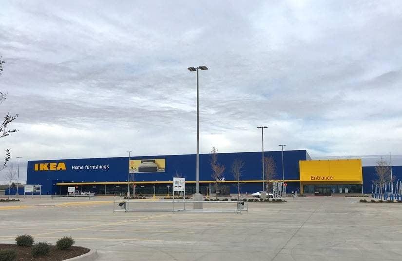 IKEA Grand Prairie Grand Opening