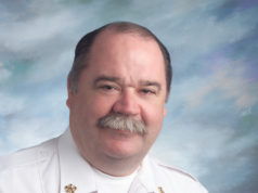 Hutchins Fire Chief
