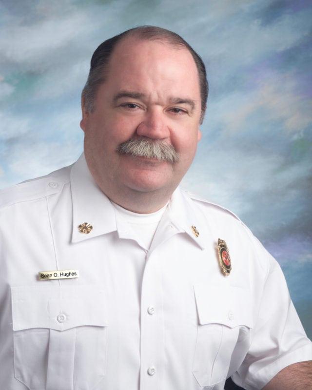 Hutchins Fire Chief