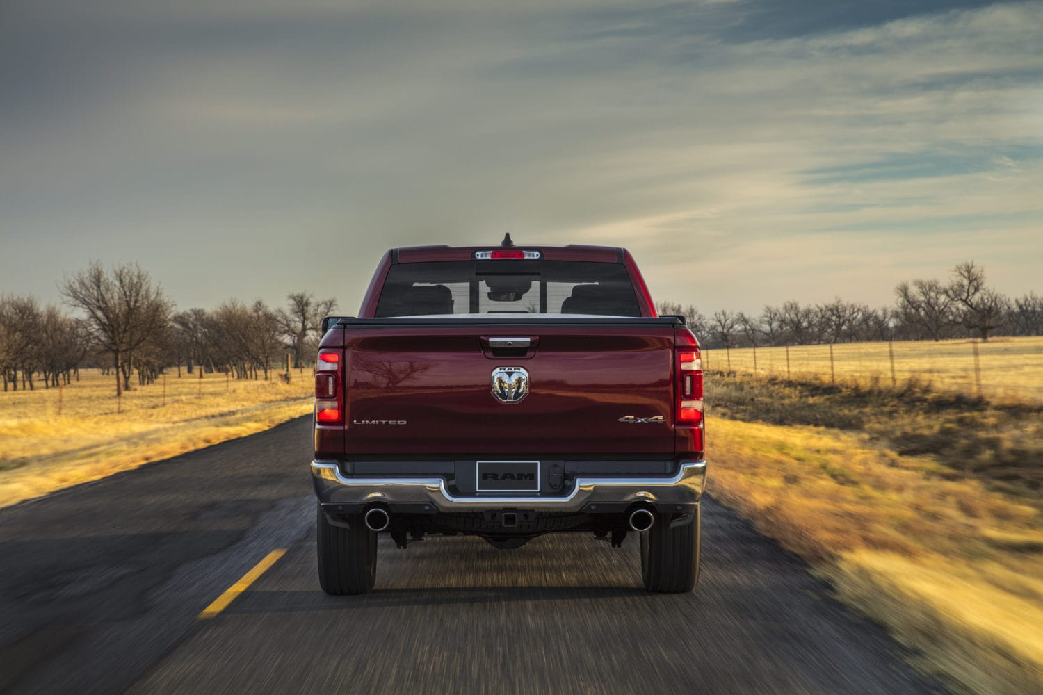 2019 Ram Limited Tailgate