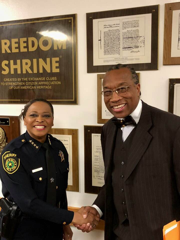 interim dallas county sheriff