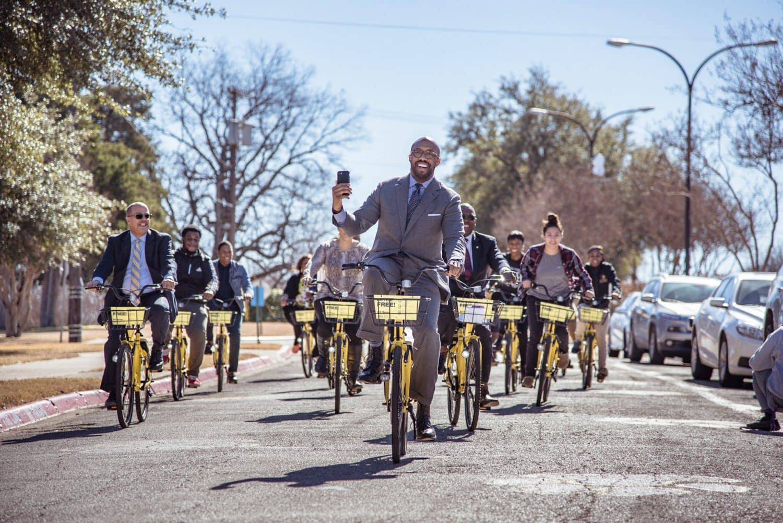 dockless bike sharing