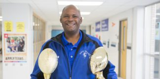 New DeSoto Football Coach