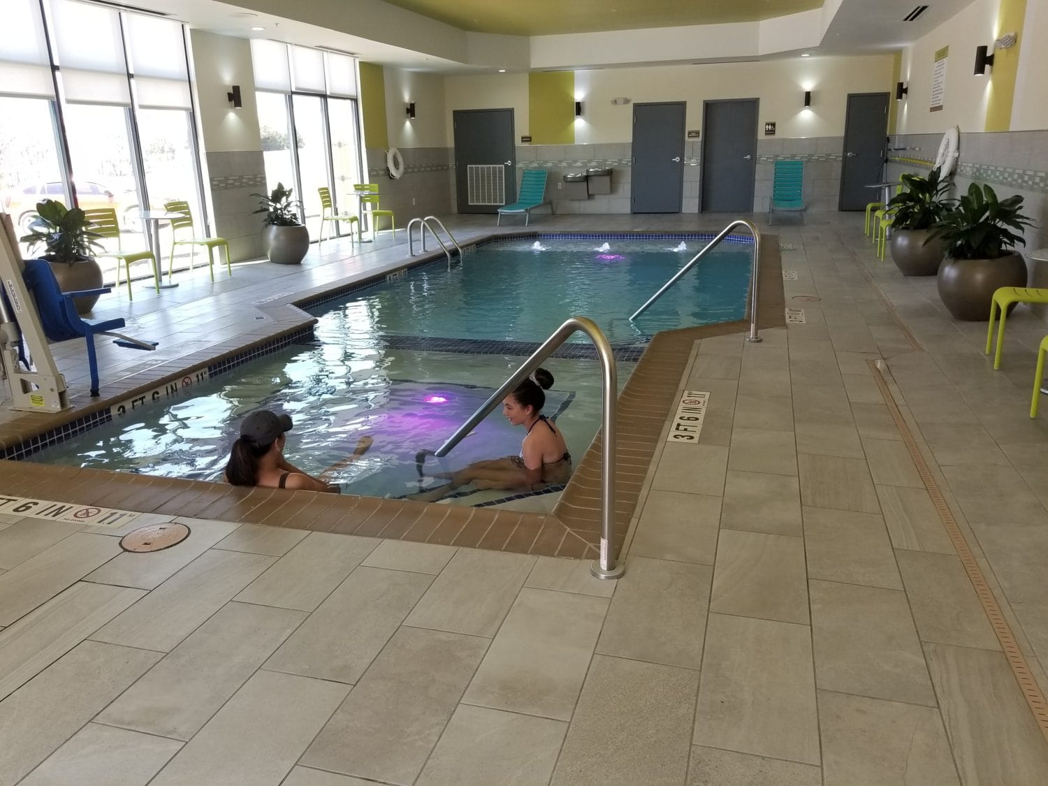 Home2Suites indoor pool - Focus Daily News