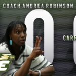 Coach Andrea Robinson
