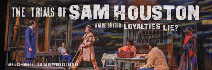 Trials of Sam Houston