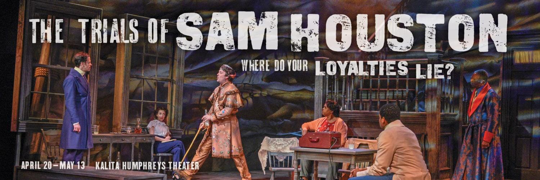 Trials of Sam Houston