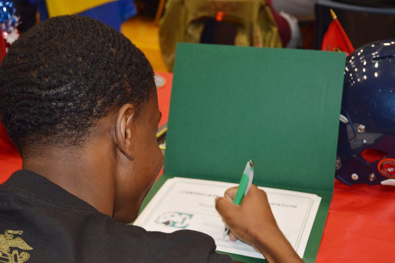 DeSoto Academic Signing Day