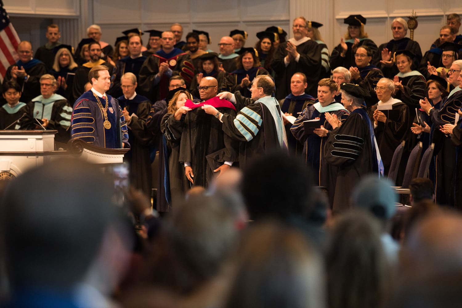 Dallas Baptist Hosts May Commencement Service - Focus Daily News