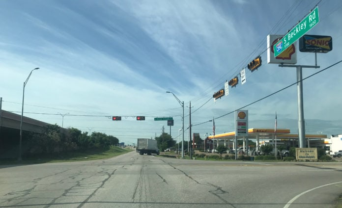 Glenn Heights Road Construction