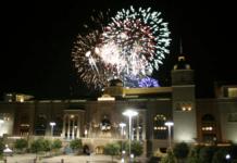 Lone Star Park fireworks