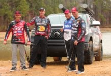 Toyota Bass Fishing Team