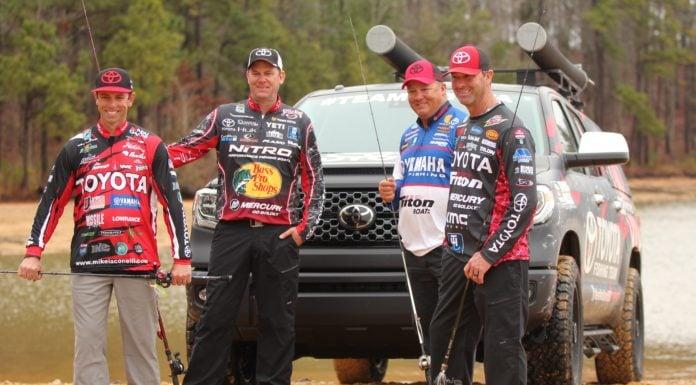 Toyota Bass Fishing Team