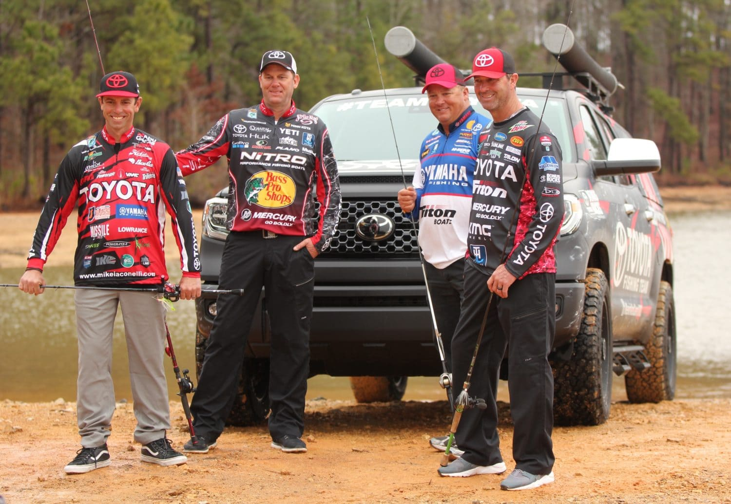 Bass Fishing Texas Style At Toyota Bassmaster Texas Fest