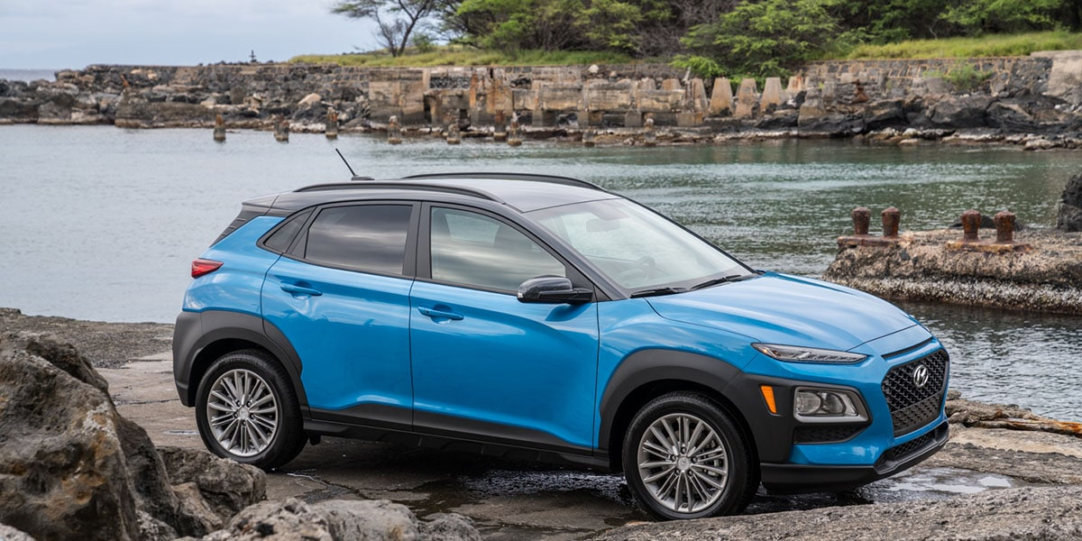 The 2018 Hyundai Kona Stands Out in a Sea of Sameness