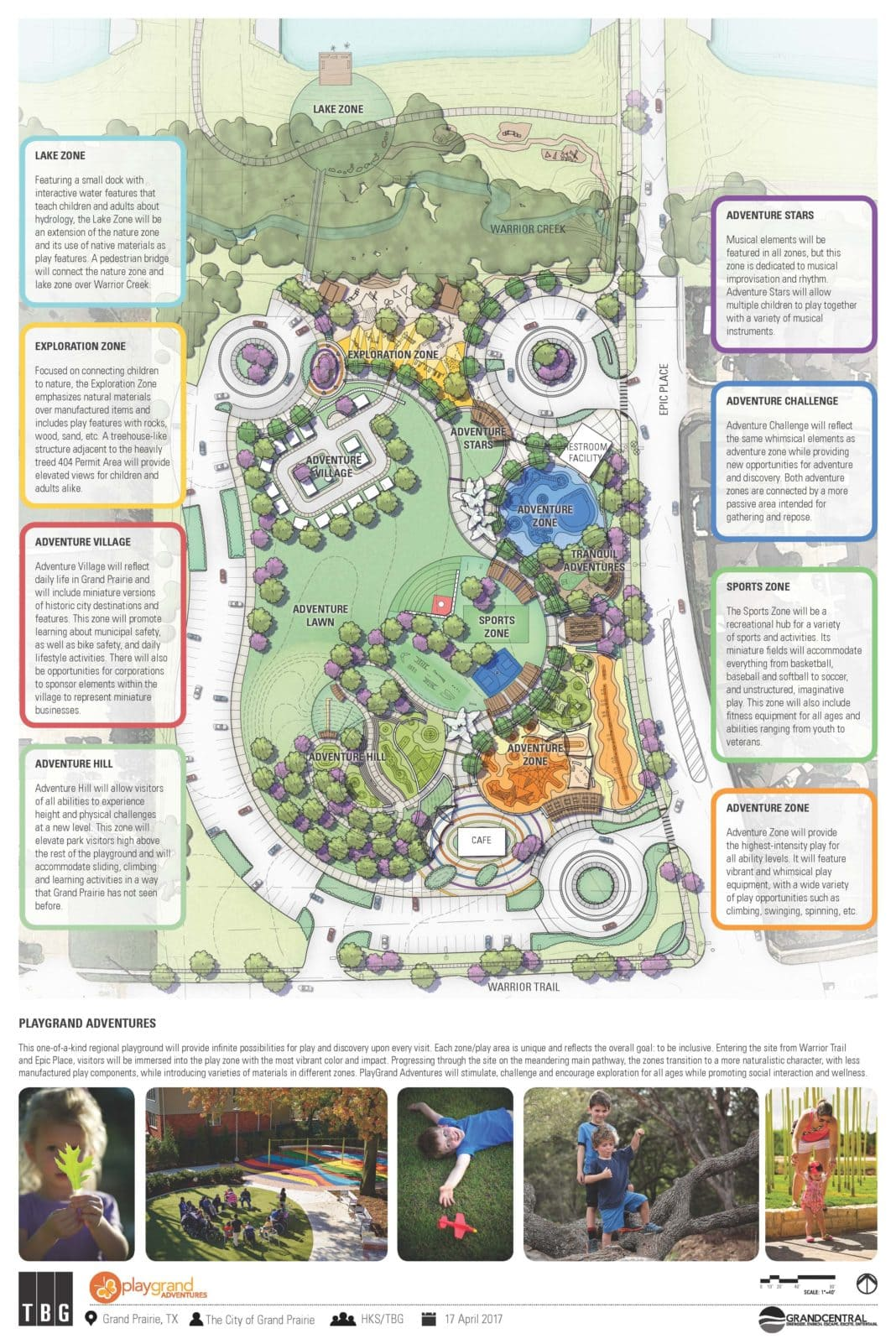 Grand Prairie Destination Playground Park Coming Soon - Focus Daily News