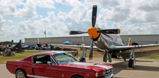 warbirds on parade