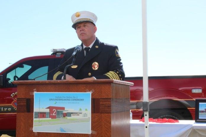 dallas county fire chief's association