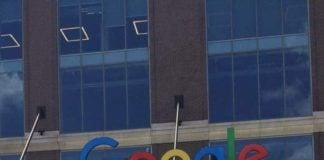 Google data center Midlothian