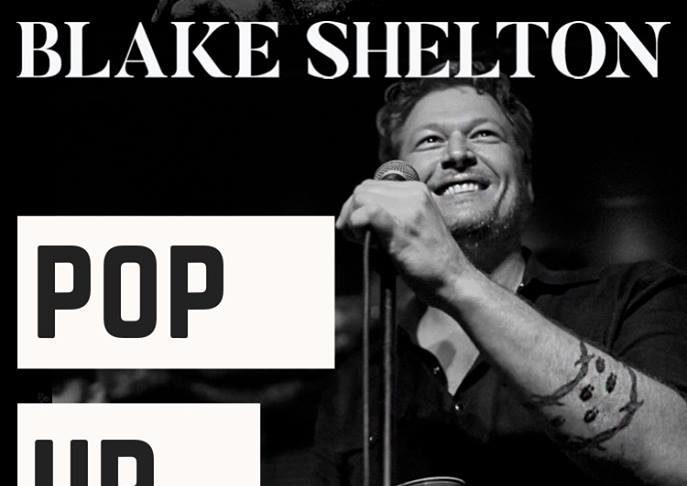 Blake Shelton Billy Bob's Texas