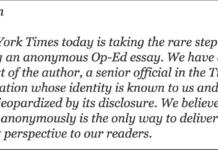 NY Times OpEd