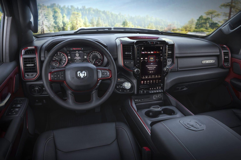 2019 Ram 1500 Rebel 12 overall interior - Focus Daily News