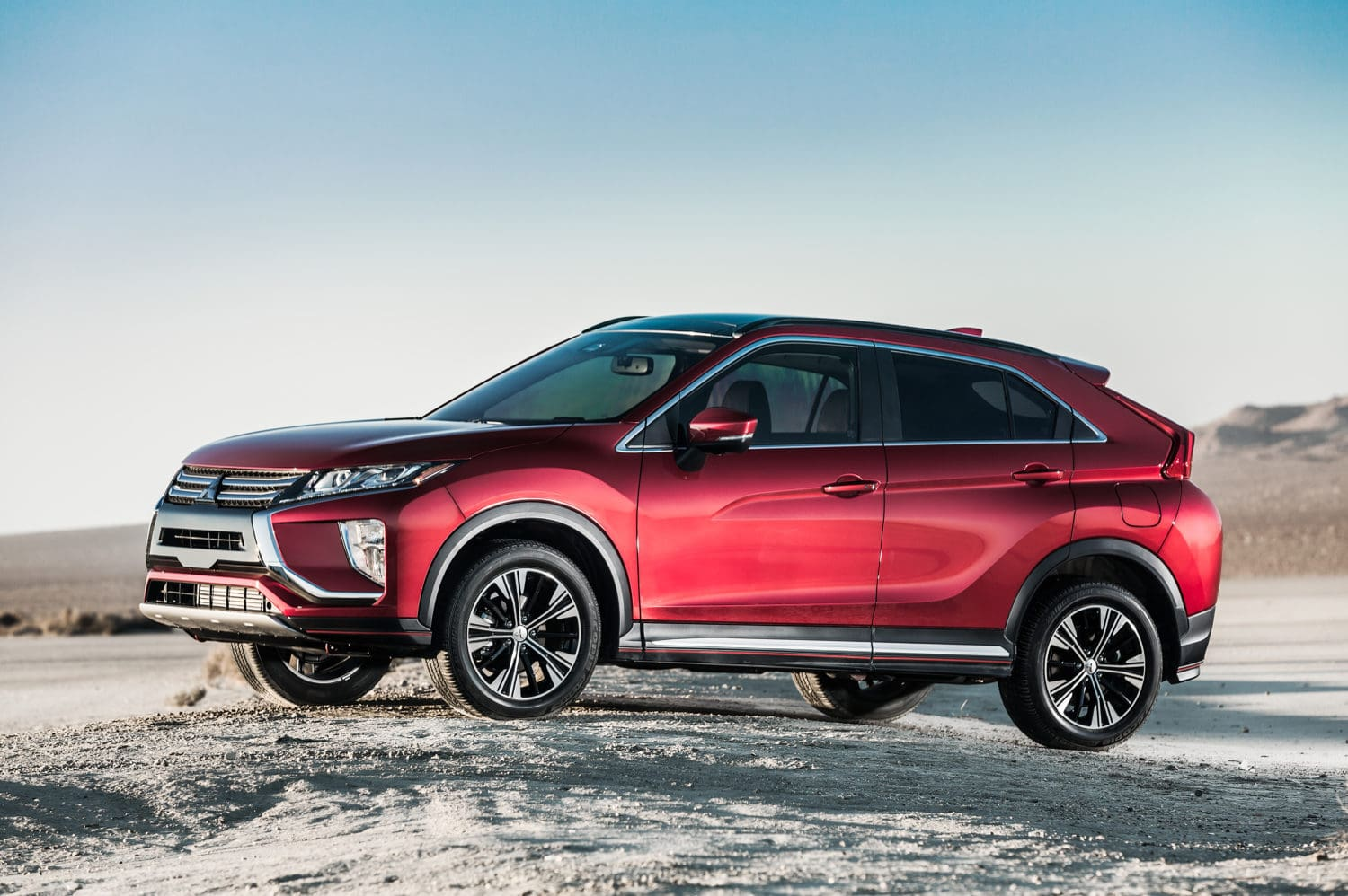 2019 mitsubishi eclipse cross an unexpected surprise