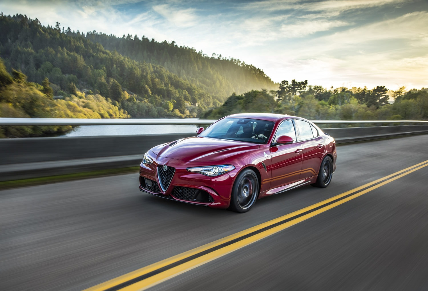 2019 Alfa Romeo Giulia Quadrifoglio Luxury Car Of The Year Focus