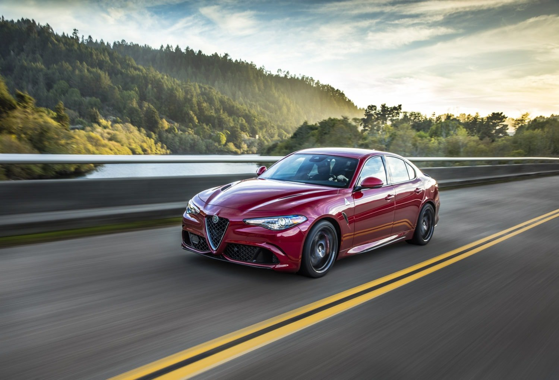 2019 Alfa Romeo Giulia Quadrifoglio Luxury Car Of The Year Focus