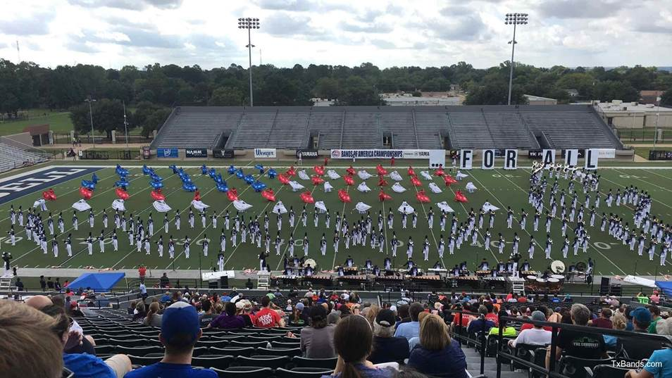 duncanville high school marching band