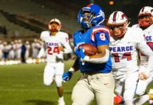 Duncanville offensive yards