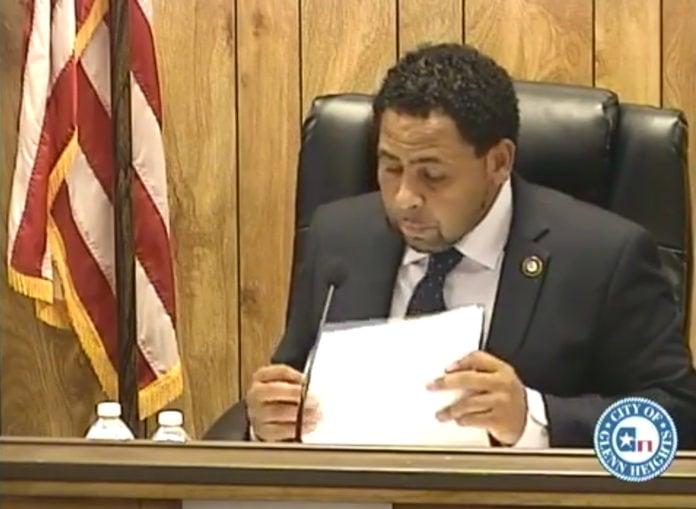 Glenn Heights Mayoral Probe