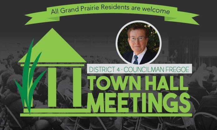 grand prairie town hall