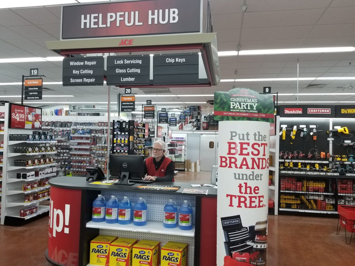 New Ace Hardware Store Holds Grand Opening Dec  1-2 - Focus Daily News