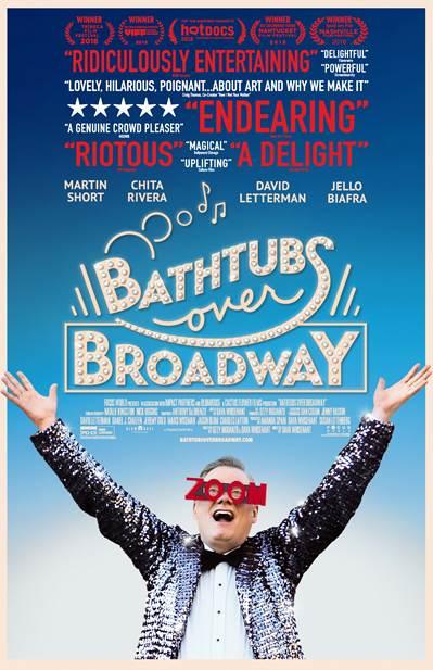 Bathtubs Over Broadway