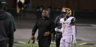 DeSoto head football coach
