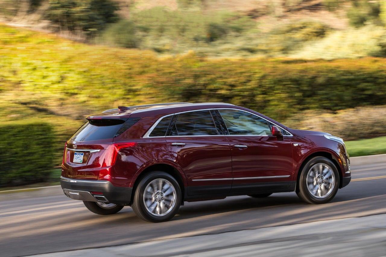 2019 Cadillac XT5 Platinum Not Shiny As Anticipated ...