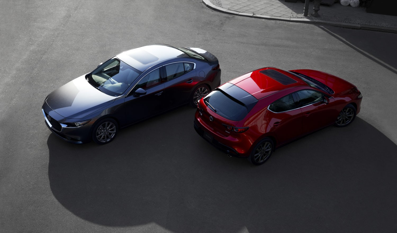 2019 Mazda3 Sedan