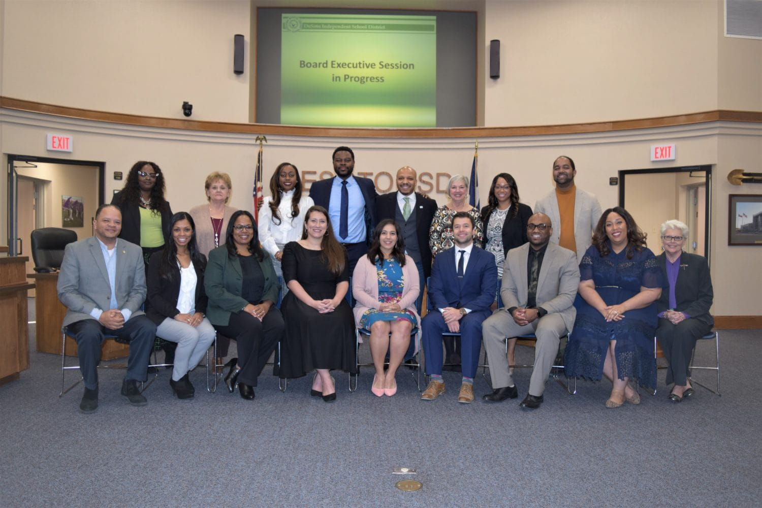 DeSoto ISD Executive Leadership Team