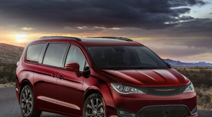 Chrysler PAcifica 35th Anniversary Edition