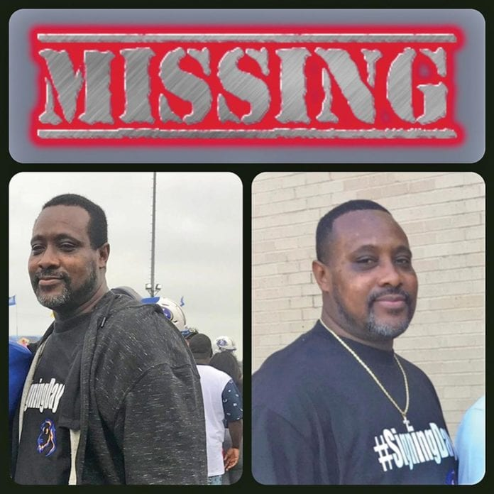 missing Red Oak man
