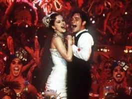 interactive Moulin Rouge