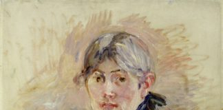 berthe morisot woman impressionist