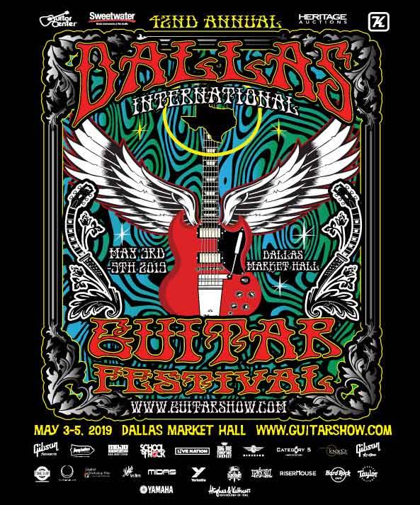 dallas international guitar festival