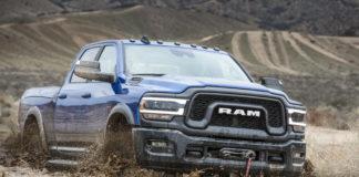 2019 Ram Power Wagon Crew Cab