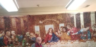 The Last Supper Quilt