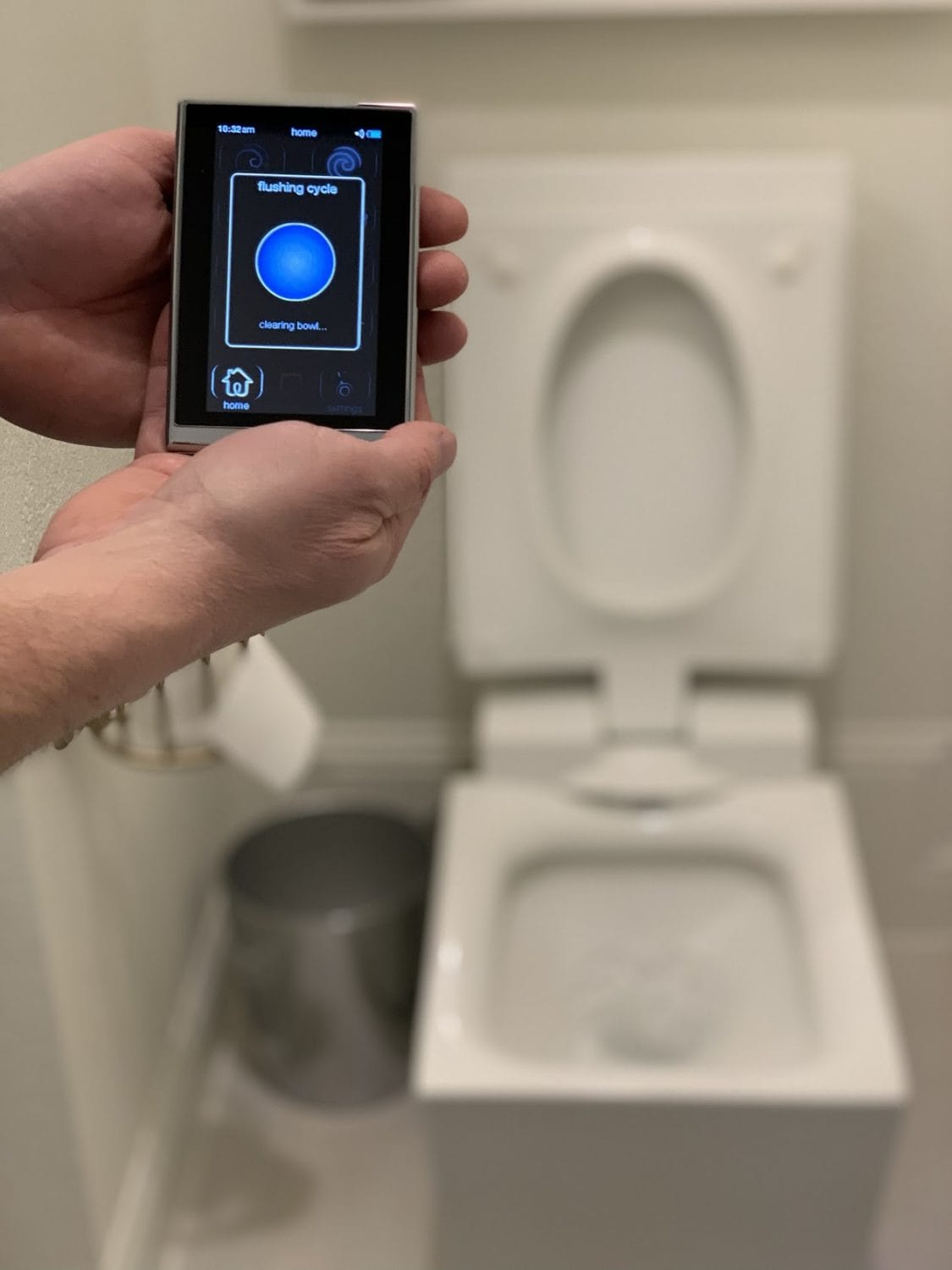 HGTV Smart Home 2019 Kohler Smart Toilet