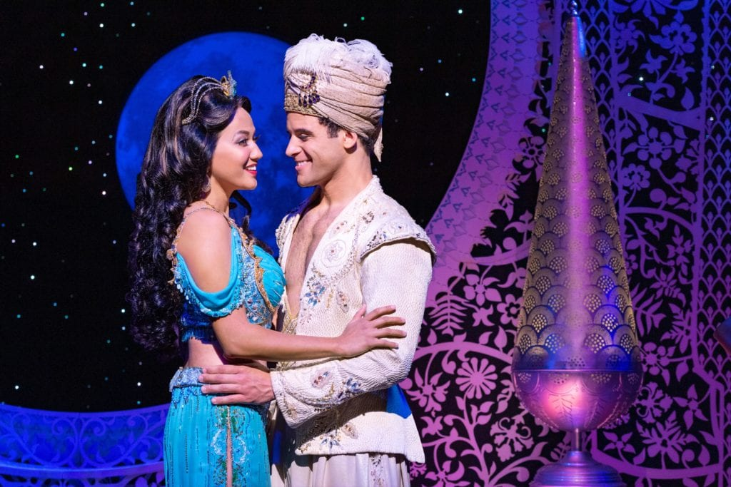 Aladdin at Music Hall